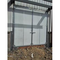 平开门、彩钢保温平开门、保温平开门图片