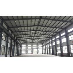 钢结构工程公司_内蒙古钢结构_华宇兴业【岩棉板】图片