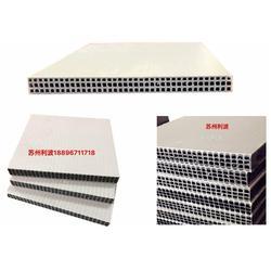 中空复合材料建筑模板-利波塑料模板-无锡模板图片