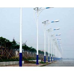 太阳能道路灯-太原亿阳照明 路灯-智能太阳能道路灯图片