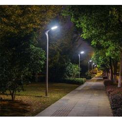 太阳能庭院灯,太原亿阳照明 路灯,小型太阳能庭院灯图片