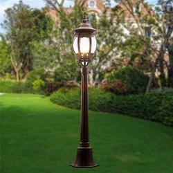 太原亿阳照明公司 大功率太阳能庭院灯-阳泉太阳能庭院灯图片