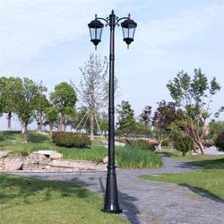 大同太阳能庭院灯、太原亿阳照明 庭院灯、别墅太阳能庭院灯图片