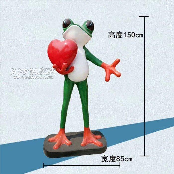 黑龙江玻璃钢卡通雕塑定做图片