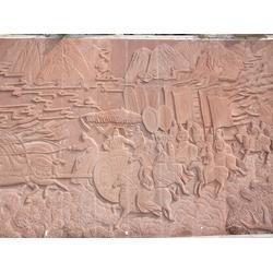 砂岩浮雕报价-天津浮雕报价-鑫森林雕塑(查看)图片