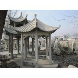 运城古代石凉亭_放心厂家、鑫森林雕塑(图)图片