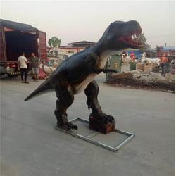 恐龙卡通雕塑定做-鑫森林雕塑(在线咨询)-芜湖恐龙卡通雕塑图片
