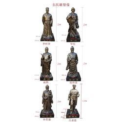 乌兰察布张仲景名医雕塑多少钱