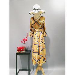 专柜品牌女装尾货库存,信阳品牌女装尾货,莎奴服饰厂家直销图片