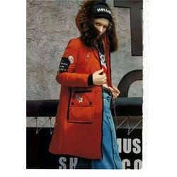 品牌新款羽绒服,吉林新款羽绒服,莎奴服饰一手货源图片