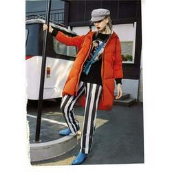 大碼女裝品牌女裝尾貨-朔州品牌女裝-莎奴服飾貨源圖片