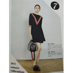 济源品牌女装折扣-莎奴优质商家-品牌女装折扣尾货图片