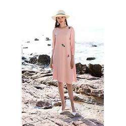 欧美品牌折扣女装-品牌折扣女装-莎奴服饰加盟图片