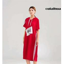 专柜品牌女装尾货库存-莎奴服饰厂家直销-贵阳品牌女装尾货图片