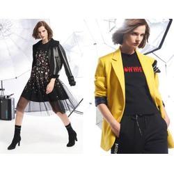 5+品牌折扣女装,品牌折扣女装,莎奴服饰品牌折扣女装图片