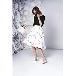 莎奴服飾女裝、品牌折扣女裝18真絲夏裝、品牌折扣女裝圖片