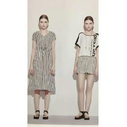 时尚品牌折扣女装厂家,运城品牌折扣女装,莎奴服饰一手货源图片