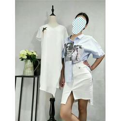 时尚品牌女装尾货清仓_天津品牌女装尾货_莎奴服饰厂家直销图片