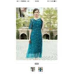 莎奴服饰货源、郴州品牌女装尾货、一线品牌女装尾货走份图片