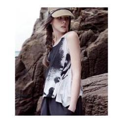 国内一二线品牌女装 延边品牌女装 莎奴服饰厂家供应图片
