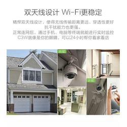 监控、夏远贺、天津工厂监控安装图片