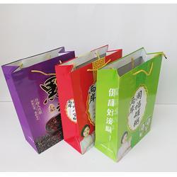 食品包装手提纸袋经销商 益合彩印 淄博食品包装手提纸袋