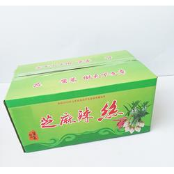 土特產包裝紙箱商-菏澤土特產包裝紙箱-益合彩印廠家定制圖片