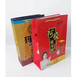 出售饮料包装手提袋-饮料包装手提袋-益合彩印销售图片