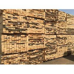 日照铁杉木方 八达木材厂家 铁杉木方规格尺寸