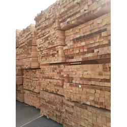 洛阳花旗松方木-八达木业厂家-花旗松方木多少钱一方图片