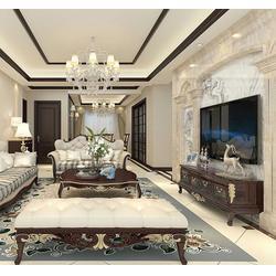 住宅简约装修|景盛装饰设计|盐城简约装修图片