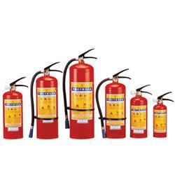 灭火器的充装|昆山浦江消防(在线咨询)|南通灭火器图片