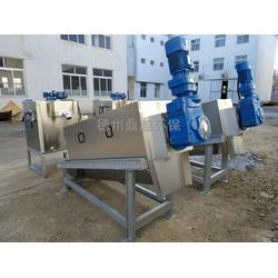 環保設備疊螺式污泥脫水機-疊螺式污泥脫水機-鼎越環保合理圖片