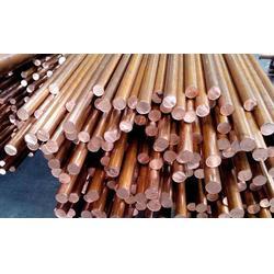 青海无氧铜棒行情-无氧铜棒-【铜麒镁业紫铜棒】(查看)图片