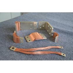 铜麒镁业铜编织线 甘肃铜箔软连接-铜箔软连接图片