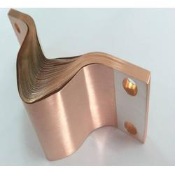 济源铜软连接|【铜麒镁业铜编织线】|河南铜软连接图片