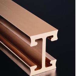 铜麒镁业T型铜排 浙江铜异型排报价-湖州铜异型排图片