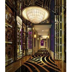 安徽非标工程灯-安徽维加斯灯饰厂非标定制-安徽酒店水晶灯图片