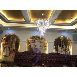 石家庄维加斯灯饰厂-酒店非标工程水晶灯定制-廊坊酒店灯饰图片