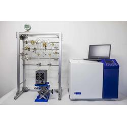 镁瑞臣光催化全解水实验系统图片