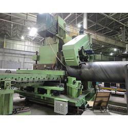 哪里卖二手螺旋焊管机组_华冶设备研究所_甘肃二手螺旋焊管机组图片