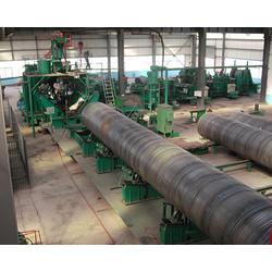 太原华冶设备(图)_太原螺旋焊管机组厂家_螺旋焊管机组图片