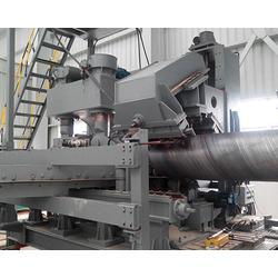 螺旋焊管设备生产厂-江苏焊管设备-太原华冶(查看)图片