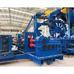 螺旋焊管机组规格、山西螺旋焊管机组、太原华冶设备(查看)图片