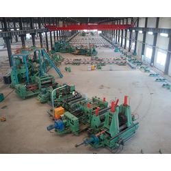 太原螺旋焊管机组-太原华冶-螺旋焊管机组定做图片