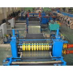 纵剪机组安装,华冶设备研究所,高密纵剪机组图片