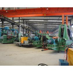 甘肃螺旋焊管机组-螺旋焊管机组安装-太原华冶设备(推荐商家)图片