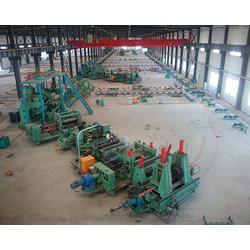 螺旋钢管机厂商、太原华冶设备、太原螺旋钢管机图片