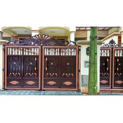 基恩铝艺(图),广州铝艺大门,铝艺大门图片