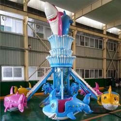 游乐场设备户外广场景区大型公园儿童自控飞机电动玩具图片